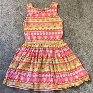 Girl's summer fun dress
